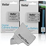 (2 Pack) Vivitar EN-EL5 Ultra High