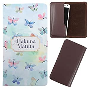 DooDa - For Blackberry P9983 PU Leather Designer Fashionable Fancy Case Cover Pouch With Smooth Inner Velvet