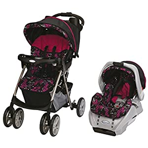 Graco Spree Classic Connect Travel System, Ariel