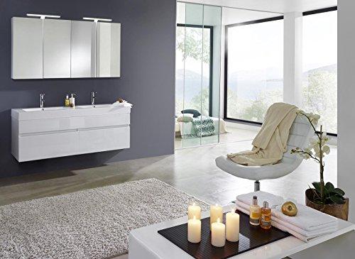 Bad11-2-teiliges-Badmbelset-PROMETHEUS-Deluxe-Hochglanz-wei-mit-Doppelwaschbecken-Waschplatz-mit-zwei-Schubfchern-mit-Softclose-Funktion-und-zwei-Spiegelschrnken-Farbauswahl