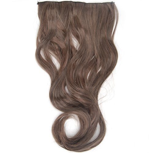Gorgeous Long Curly Clip-on Hair Extension Wigs