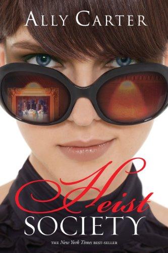 Heist Society, Ally Carter