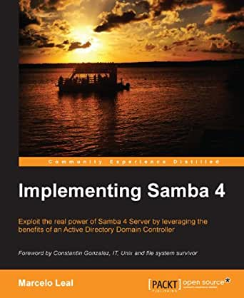 Implementing Samba 4, Marcelo Leal, eBook - Amazon.com
