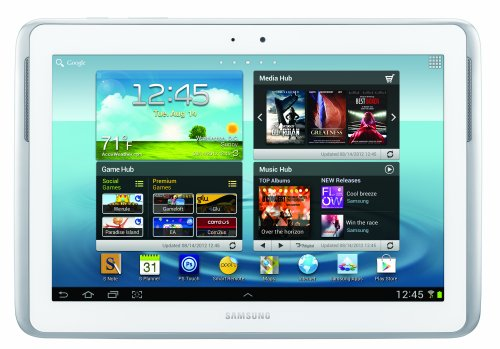 Samsung Galaxy Note 10.1 (16GB, Wifi, White) - 並行輸入品
