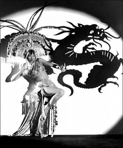 Photographic Print of Daughter Of The Dragon from Everett Collection