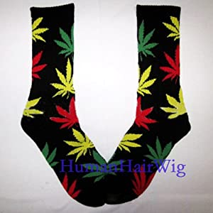 Amazon.com: New Plantlife Marijuana Weed Leaf Cotton High