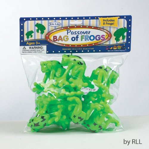 Rite Lite Bag of Frogs