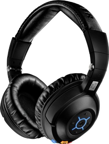 Mejores auriculares bluetooth para IPhone Sennheiser MM 550-X Travel