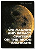 Volcanoes and Impact Craters on the Moon and Mars