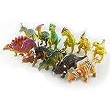 HevaKa Modelos de dinosaurios realistas 12 Super