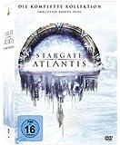 Stargate: Atlantis - Die komplette Kollektion (inkl. Bonus-Disc) [26 DVDs]