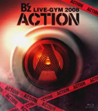 B\\\'z LIVE-GYM 2008 -ACTION- [Blu-ray]