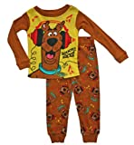Scooby Doo Toddler Boys 12M-5T Cotton Pajama Set