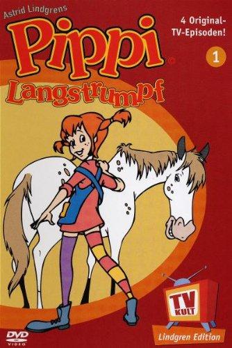 Lindgren-Edition: Pippi Langstrumpf, Teil 1 (Zeichentrick)