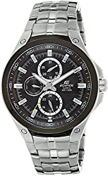 Casio Edifice Analog Brown Dial Mens Watch - EF-326D-5AVDF (ED336)