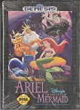 Ariel: The Little Mermaid - Sega Genesis