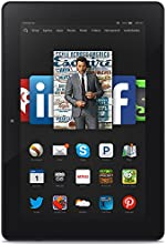 "Fire HDX 8.9, 8.9"" HDX Display, Wi-Fi, 16 GB"