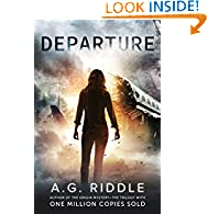 A.G. Riddle (Author)  56 days in the top 100 (949)Download:   $3.99