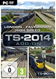 Train Simulator 2014 - London-Faversham High Speed Route Add-On Steam Code (PC)