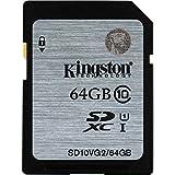 Kingston SD10VG2/64GBFR 64GB SDXC Class10 Memory Card