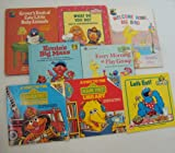 img - for Book Sets Sesame Street Books : A Visit to the Library - Every Morning At Play Group - Ernie's Big Mess - What Do You Do? Jobs in Your Neighborhood - Grover's Book of Cute Little Baby Animals - Welcome Home, Big Bird (An Unofficial Box Set - Children Picture Books) book / textbook / text book
