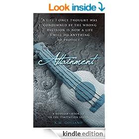 Attainment: (Book 3.5. in The Temptation Series - A Companion Novella)