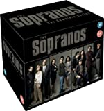 The Complete Sopranos HBO TV Series DVD Collection [28 Discs] Box Set: Season 1, 2, 3, 4, 5 and 6 + Loads of Extras