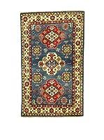 L'Eden del Tappeto Alfombra Uzebekistan Super Multicolor 94 x 157 cm