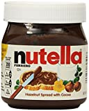 Nutella Hazelnut Spread, 13-Ounce Plastic Jar (Pack of 5)