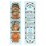 Hand-Rolled Incense Sticks- Pure Nagchampa Traditional Flower Agarbatti Pack Of 4 (80 Sticks)