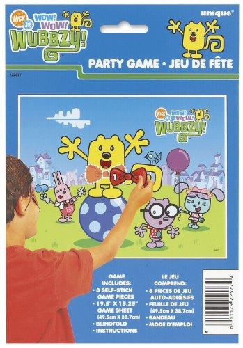 Wubbzy Party Game