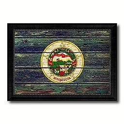 Minnesota State Vintage Flag Collection Western Interior Design Souvenir Gift Ideas Wall Art Home Decor Office Decoration - 23\