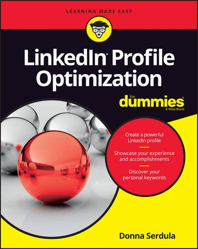 LinkedIn-Profile-Optimization-For-Dummies