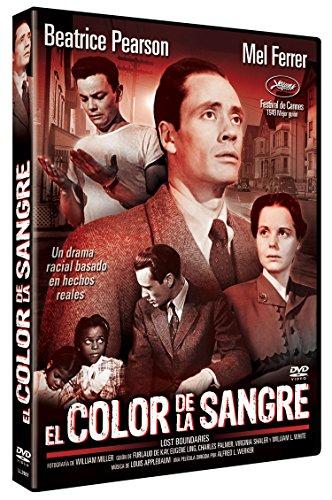 Lost Boundaries ( El Color De La Sangre) 1949- European Import