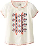 Lucky Brand Girls 2-6X Maelynn Peasant Top