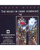 The relief of derry symphony - Shaun Davey TACD 3024