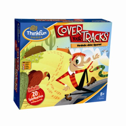Think Fun - Cover Your Tracks