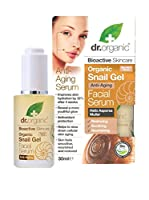 Dr Organic Serum facial Snail 30 ml