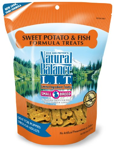 Natural Balance Sweet Potato and Fish Formula