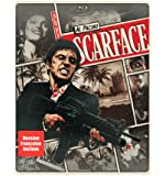 Scarface (1983) (SteelBook Edition) [Blu-ray + DVD + Digital Copy + UltraViolet] (Bilingual)