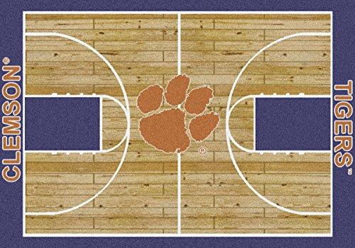 Clemson Tigers NCAA Area Rug (10'9