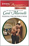 Playing the Dutiful Wife (Harlequin Presents (Larger Print))