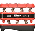 Gripmaster Hand Exerciser Red, Medium...