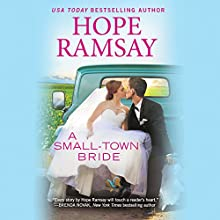 A Small-Town Bride Audiobook by Hope Ramsay Narrated by Linda Henning