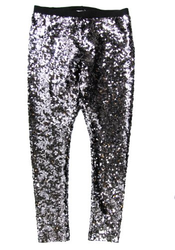 MG by Malene Birger womens sequined legging pants