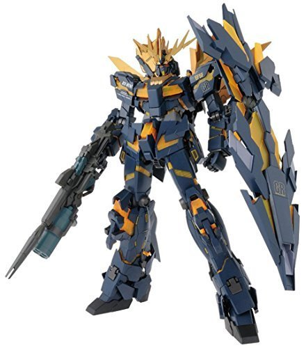 "Bandai Tamashii Nations PG 1/60 Unicorn Gundam 02 Banshee Norn ""Gundam UC"" Action Figure by Bandai"