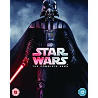 Star Wars The Complete Saga Blu Ray