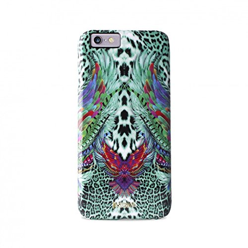 Just Cavalli JCIPC647WINGS3 iPhone 6 Wings Green