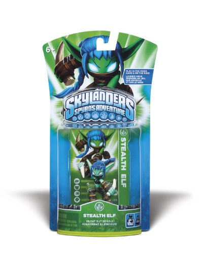 Skylanders Spyro's Adventure: Stealth Elf
