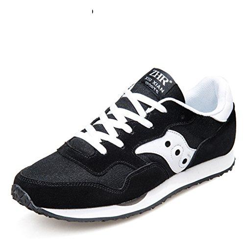 Chaussures de sport de printemps/Chaussures de femmes coréennes/Chaussures plates/Chaussures Sweet/Chaussures en cuir